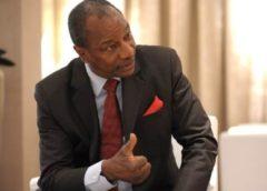Kindia: le Président Alpha Condé lance les travaux des infrastructures pour la fête tournante de l'indépendance