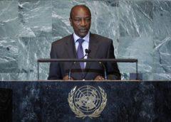 Discours du Président de la R.G à la 74ème session de l'A.G des Nations Unies