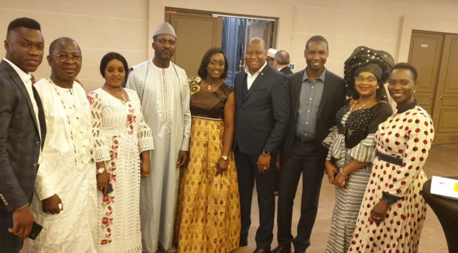 Célébration 61ème Anniversaire de la République de Guinée