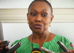 La ministre des TP ''pas du tout satisfaite'' des travaux de la RN Coyah-Dabola