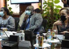 Construction du barrage de Fomi au cœur de la visite du ministre Khalil Kaba en Egypte